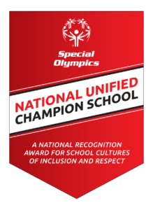 In Case You Missed It! Andover High School is a National Unified Special Olympics Champion School