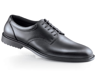 Black shoes (no sneakers, vans, etc.)