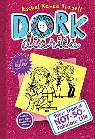 Dork Diaries series