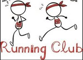 Tuesdays in March - Running Club
