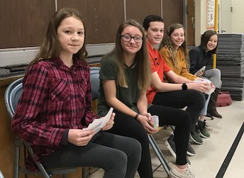6th Grade Speech Contest