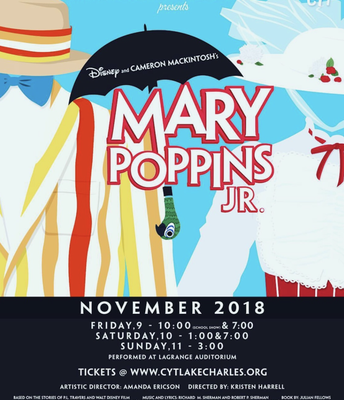 3 Saints Starring in Mary Poppins