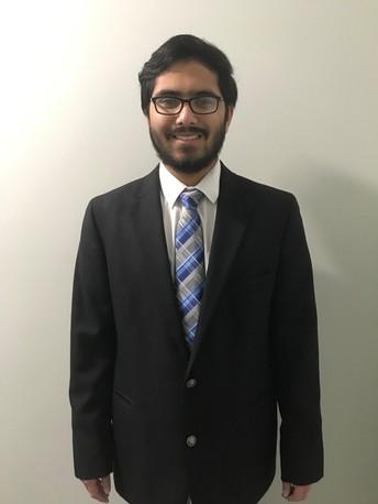 Rutland High School Junior Harsh Pr. Patel  Advances to DECA's ICDC
