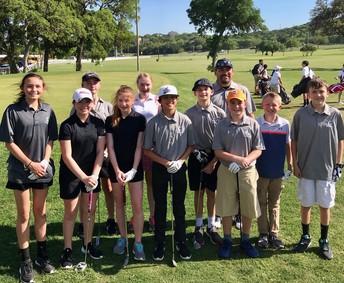 Golf Champions!