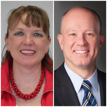 Board approves two administrative hires