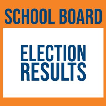 WDMCS School Board Election Results