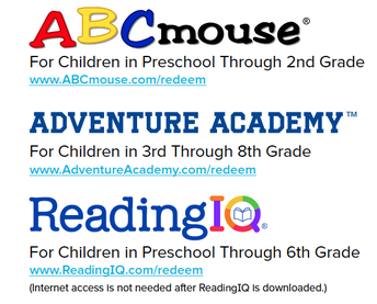 FREE ABC MOUSE & More!