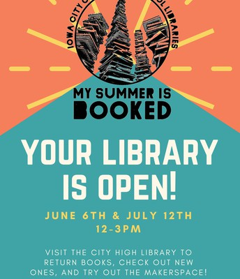 City High Library open!