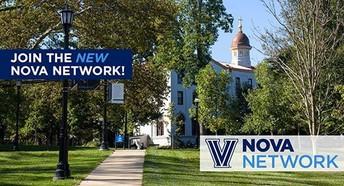 Join the Nova Network - Villanova's Social and Professional Networking Platform