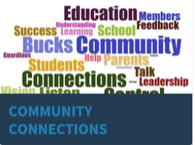 Community Connections at Tamanend with Superintendent Dr. John Kopicki