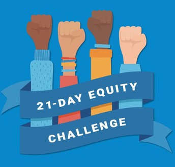 equity challenge graphic