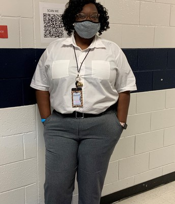 Morgan Brown                                            School Safety Officer