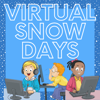 Inclement Weather Virtual School Day Schedule