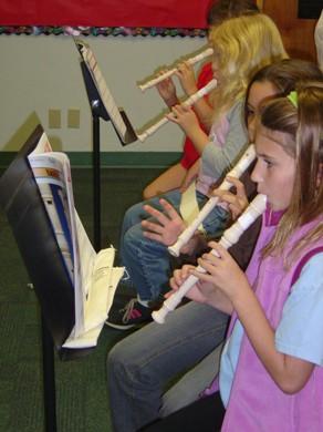 From Ms. Clarissa, Elementary Music Teacher