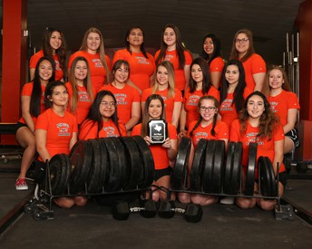 Girl's Power Lifting