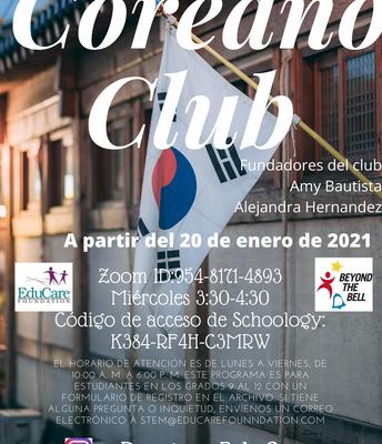 Coreano Club