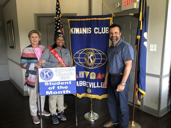 Kiwanis Student of the Month: Ciara Brown