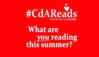 CdA Reads Events