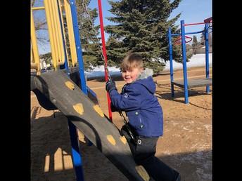 Exploring the playground!