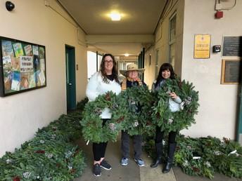 PTO Wreath Give Away