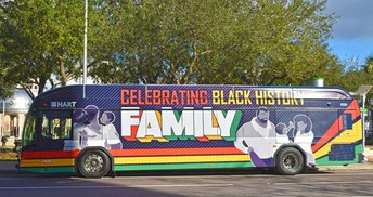HART sponsors Black History Month contest for HCPS students