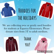 Hoodies For The Holidays