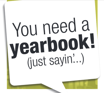 YEARBOOK DEADLINE AHEAD - 2/2/18
