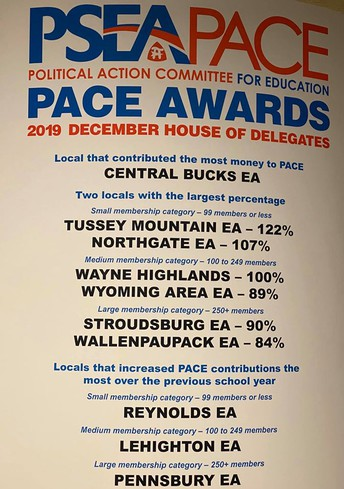 PACE Awards