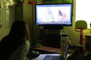 AMS Teacher gives impactful lesson on 9/11