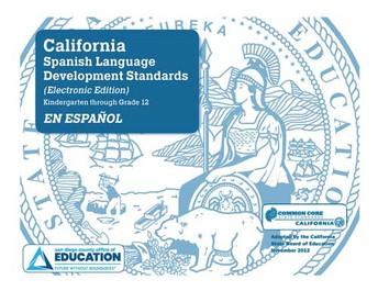 Exploring the California Spanish Language Development (SLD) Standards