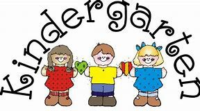 Kindergarten Registration for 2021--22 School Year