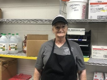 Eva Phillips - Kitchen Manager