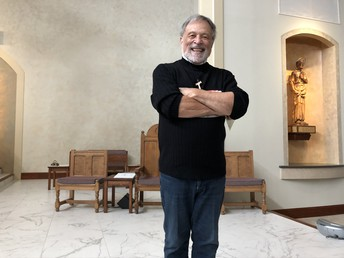 Learning to Pray with Fr Pompei