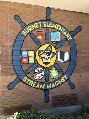 Burnet Elementary STREAM Magnet