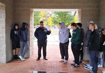 Grass Lake Juniors at Spring Arbor University