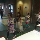 2nd Grade Character Parade