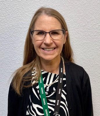 Sharon Zandt, Administrative Assistant