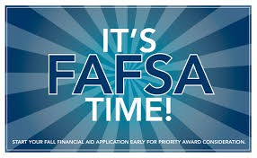 FAFSA Information Session November 14th 6:30pm
