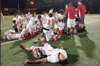 Weehawken Wins First Game Ever in August