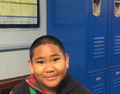 Miguel Torres- MYP Year 1 Grade 6