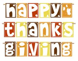 Thanksgiving Lunch - Thursday, November 15