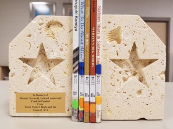 Memorial Donation to the Library
