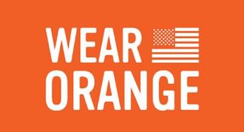 Wear Orange Day to Stand Against Gun Violence