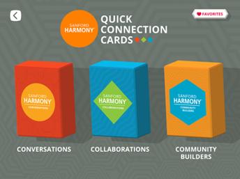 Harmony Cards