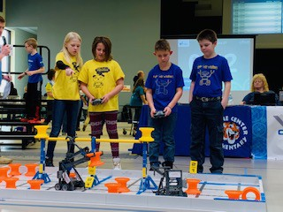 Robotics Competition at Wayne Center