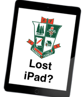 FOUND AN iPAD?