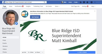 Superintendent Facebook Page