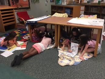 R.A.C.E. Day Reading