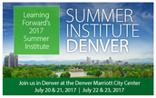 Learning Forward Summer Institutes