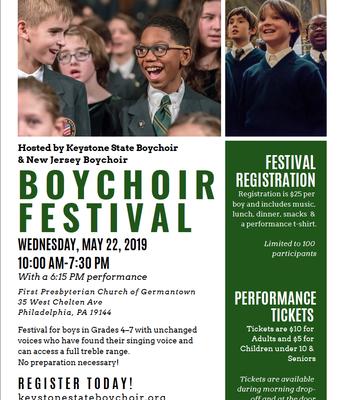 Boy Choir Festival